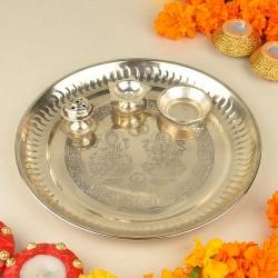 Divine Puja Thali