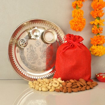 Divine Puja Thali Hamper