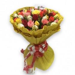 Warm Sunshine Roses