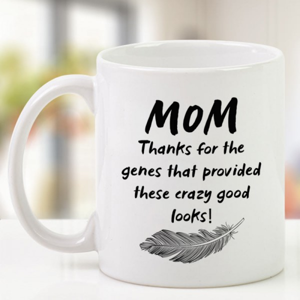 Womens Day Quote Printed Mug for Mother