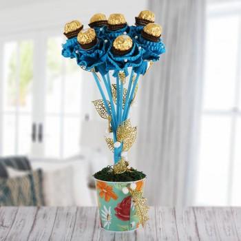 Ferrero in Bucket