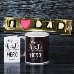 Hero Dad Hamper