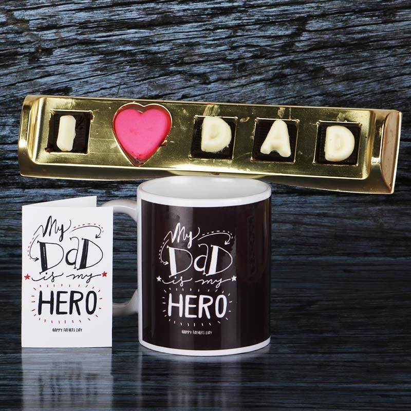 Hero Dad Hamper