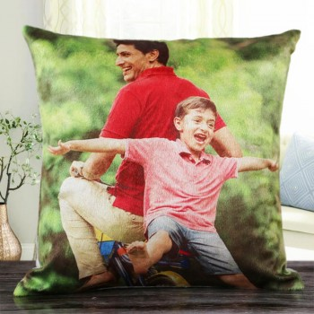 Personalised Photo Cushion for Teacher
