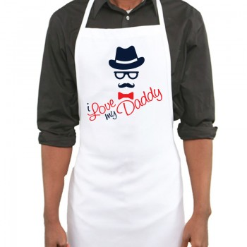Best Daddy Printed Apron