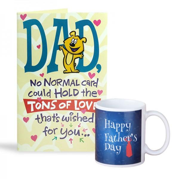 Mug with Card