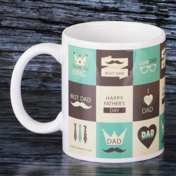 Happy Daddy Mug