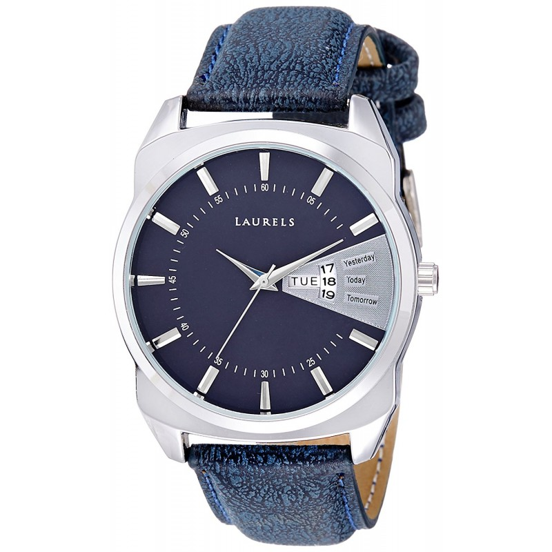 Analog Blue Dial Men Watch