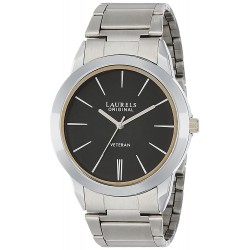 Large Size Polo Black Dial Mens Watch