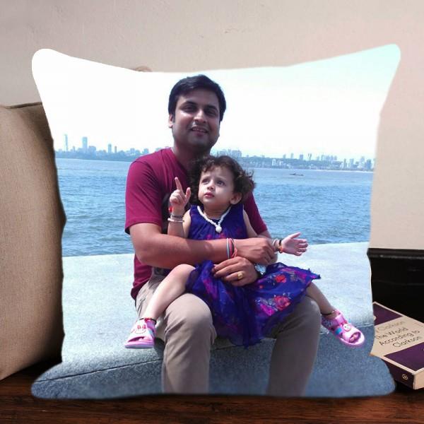 Dad N Me Cushion
