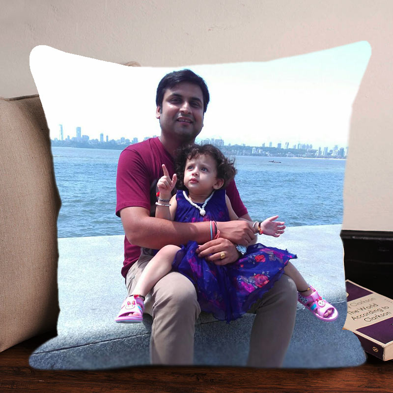 Dad N Me Cushion