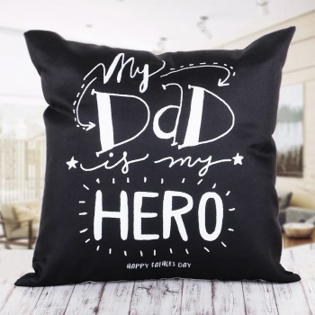 Printed Cushion for Father
