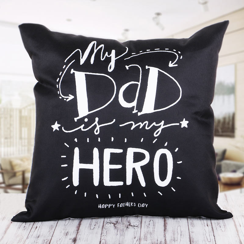 Winner Dad Cushion