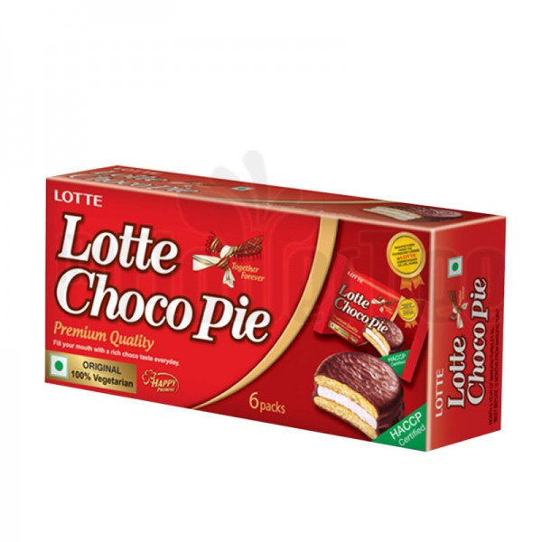 Choco Pie Pack of 6