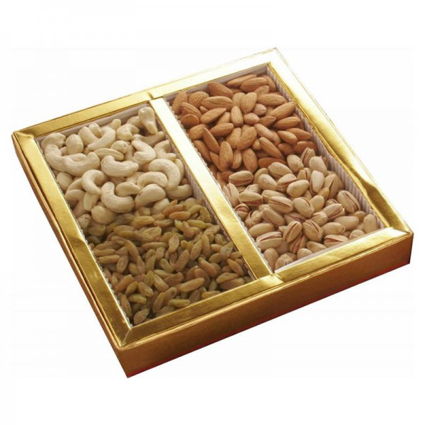 500 Grams Mix Dryfruits