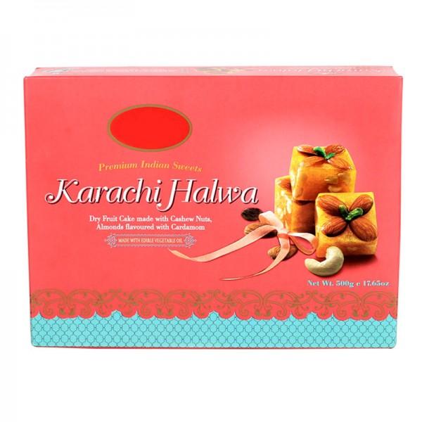 Half KG Karachi Halwa