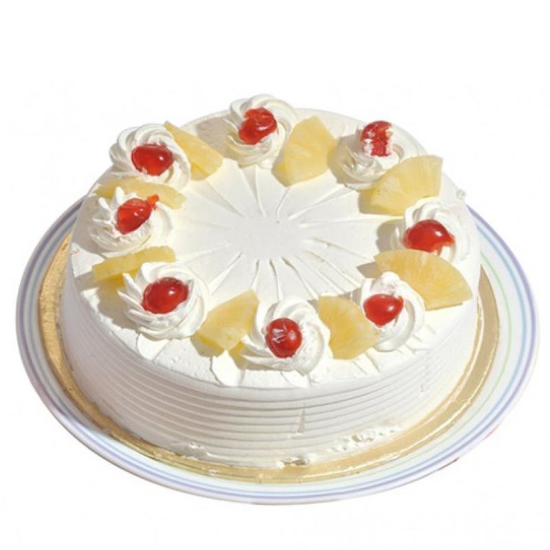 500 Grams Pineapple Cake