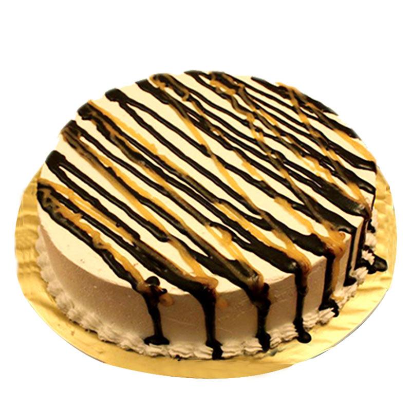 500 Grams Butterscotch Cake