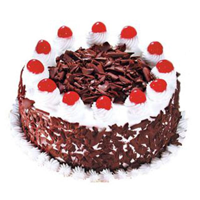 500 Grams Blackforest Cake