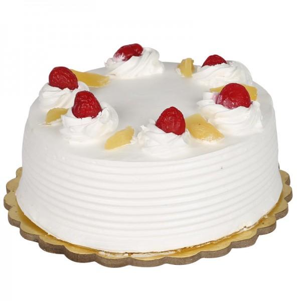 Eggless Pineapple Cake 500 Grams