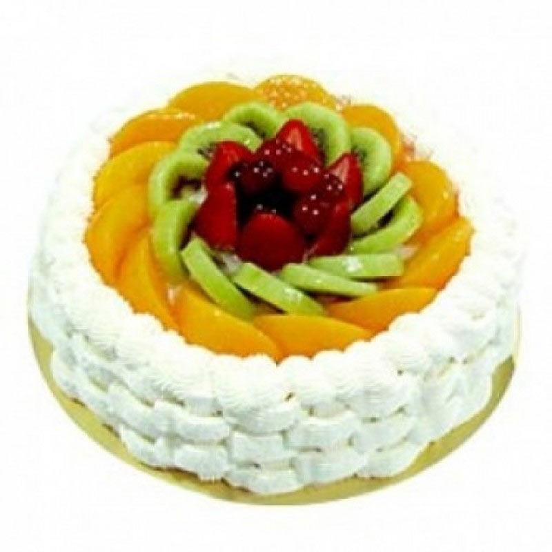 Eggless Fruit Cake 1 KG