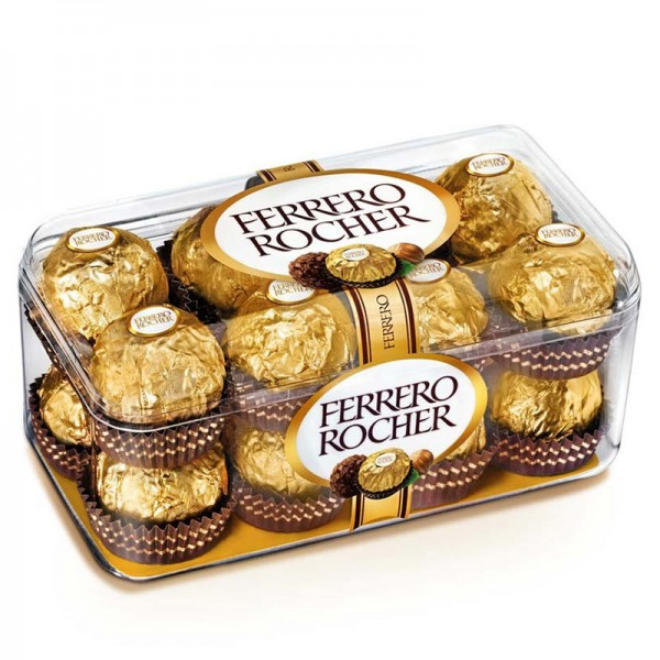 16 Pcs Ferrero Rocher