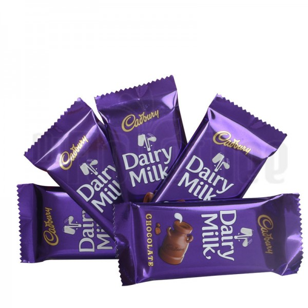 5 Dairy Milk Chocolates 13gms