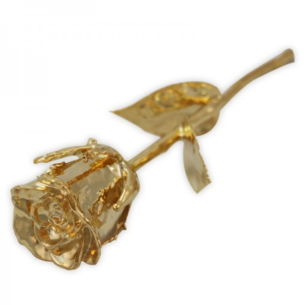 6 Inches Gold Rose