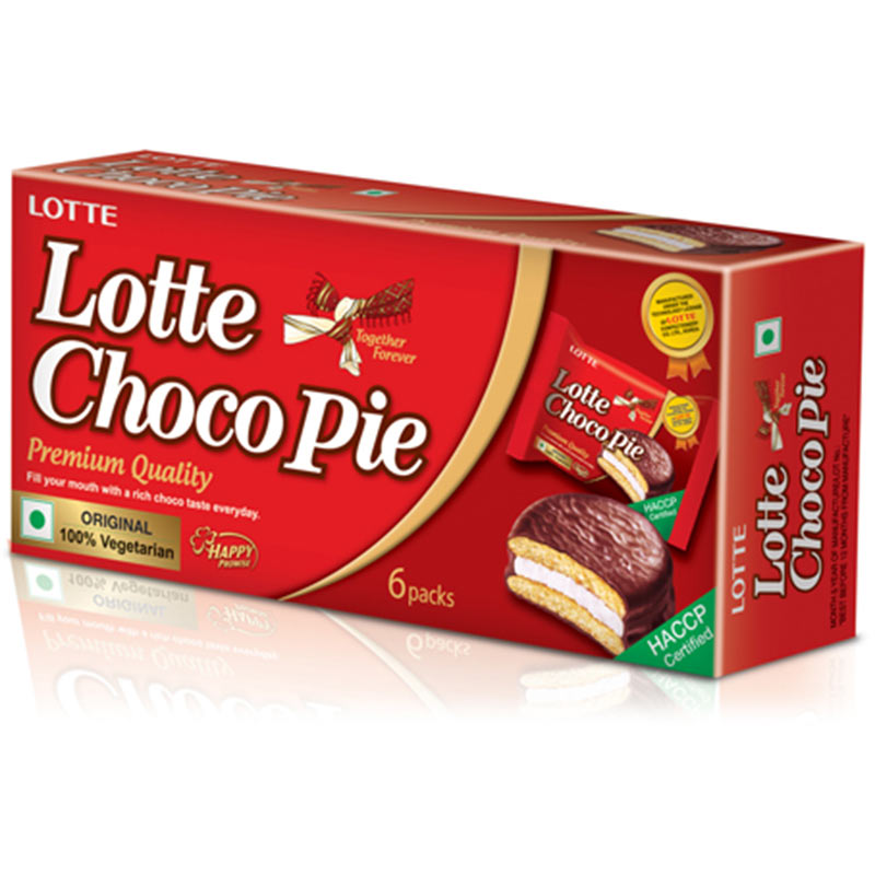 Lotte Choco Pie Box