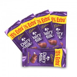 Cadbury Dairy Milk 5 Pieces