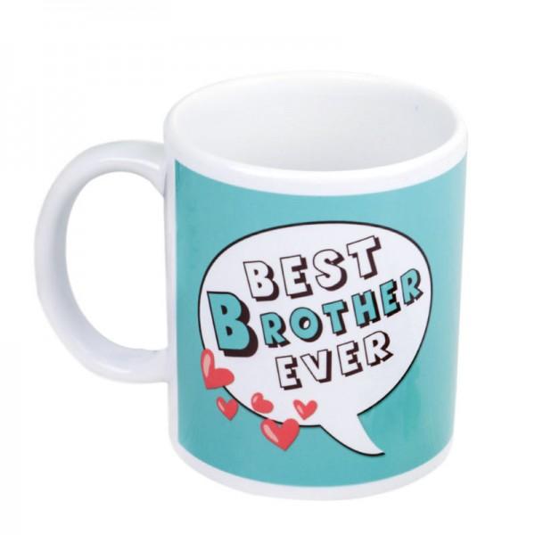 Best Brother Mug