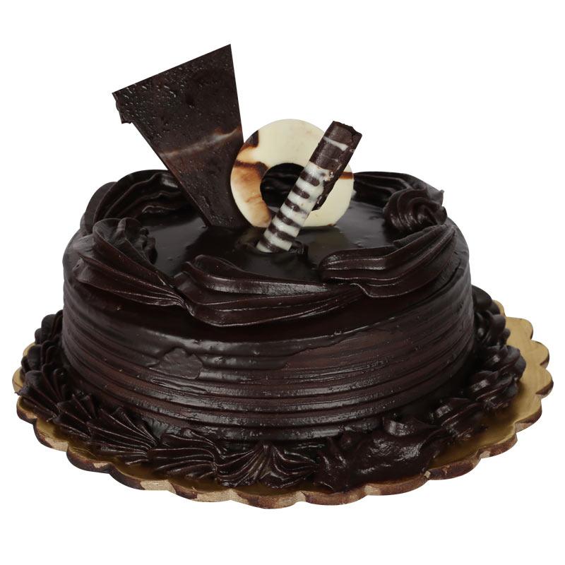 Half kg Truffle Cake