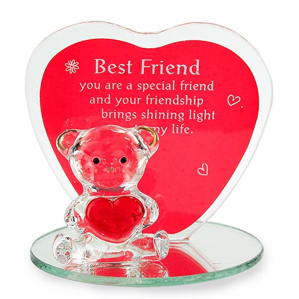 Terrific Best Friend Glass Quotation