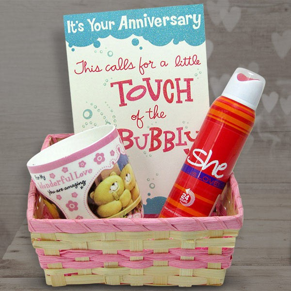 Anniversary Hamper For You