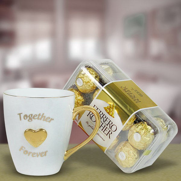 Together Forever Anniversary Hamper