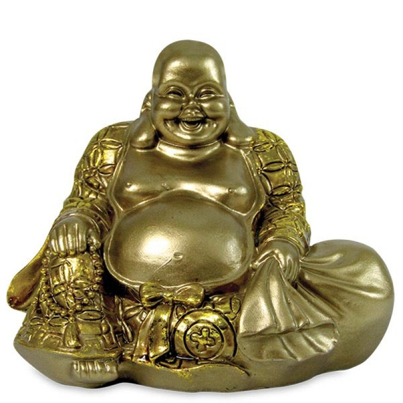 Classy Laughing Buddha Idol