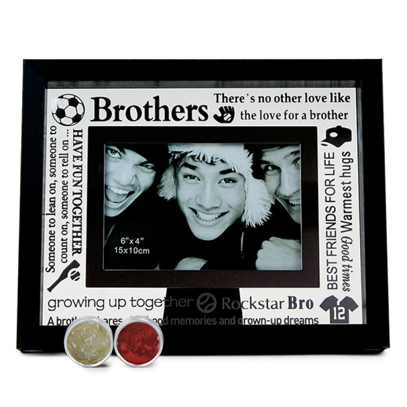Photo Frame Hamper For Bhai Dooj