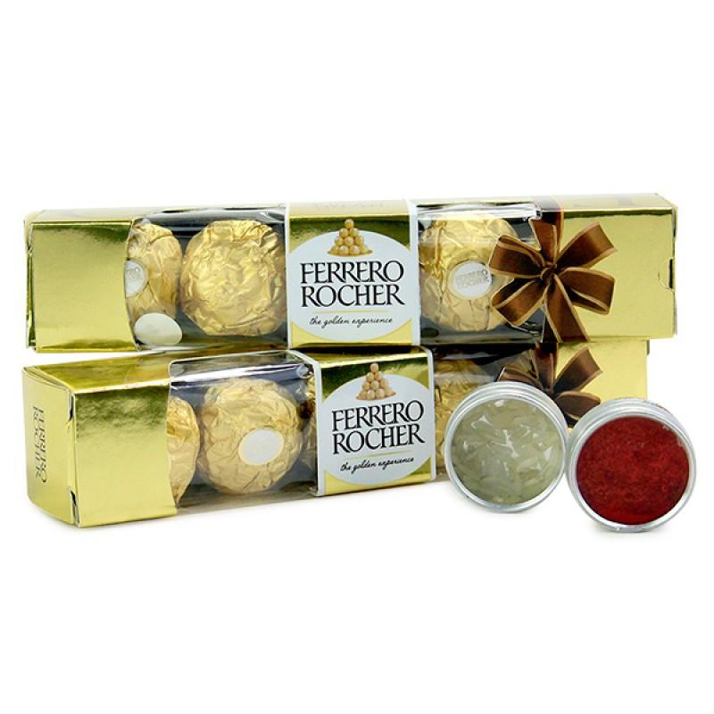 Ferrero Rocher Gift For Bhai