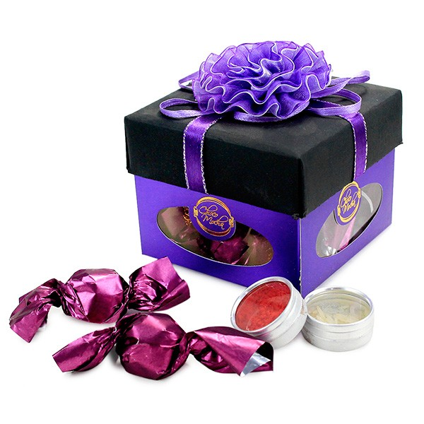 Chocolate Box n Bhai Dooj Card