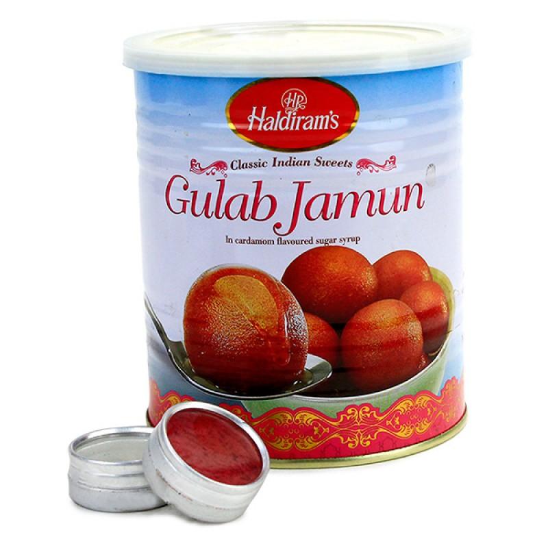 Gulab Jamun Bhai Dooj Special