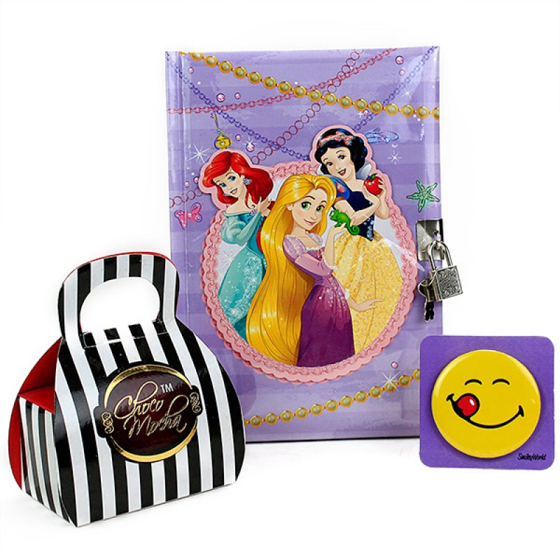 Choco Mocha n Disney Notebook Hamper