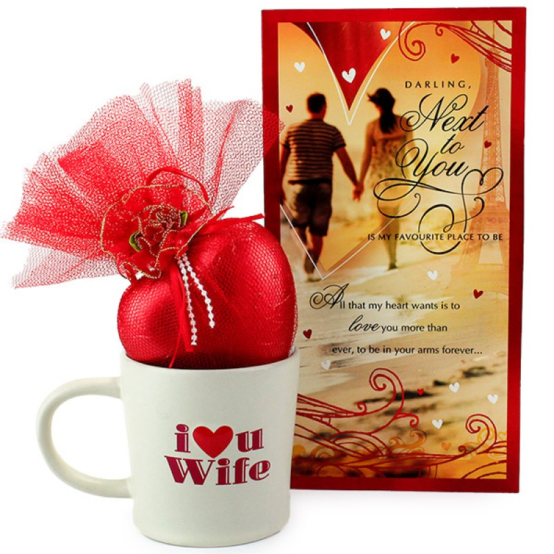 Delightful Wife Love Hamper