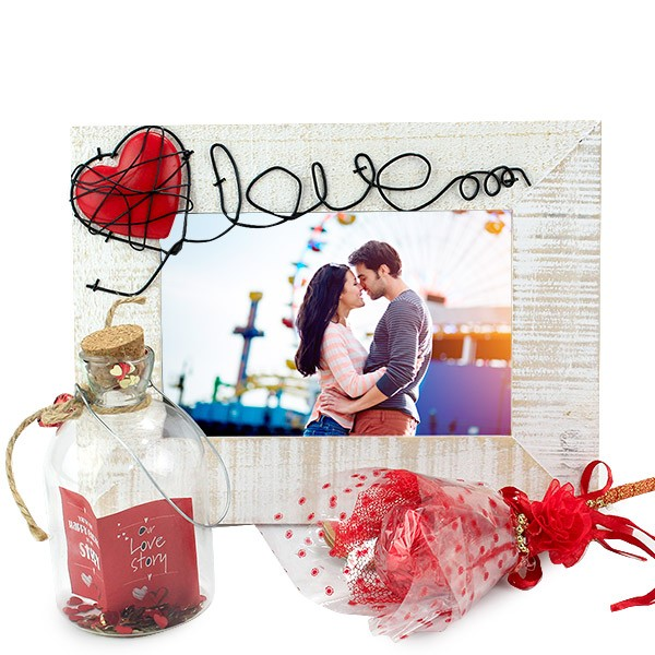 Love story Hamper