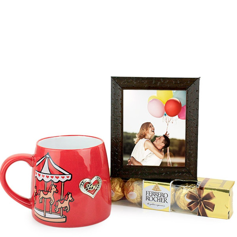 Heart Flutter Hamper