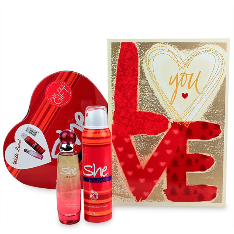 Redolence Love Hamper