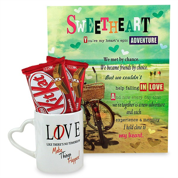 Love Spirited Hamper