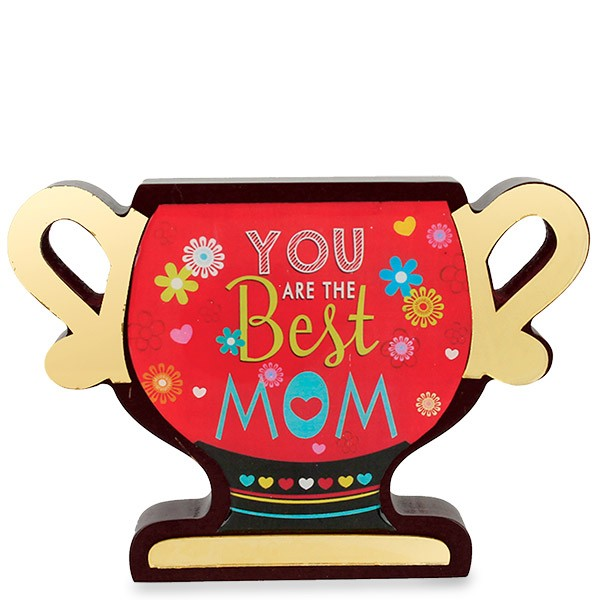Best Ever Mom Trophy