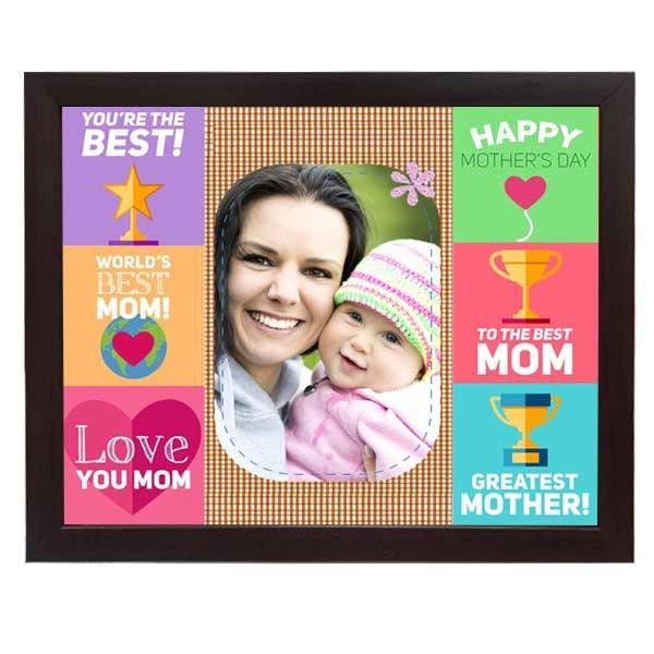 Best Mom Frame With Tile