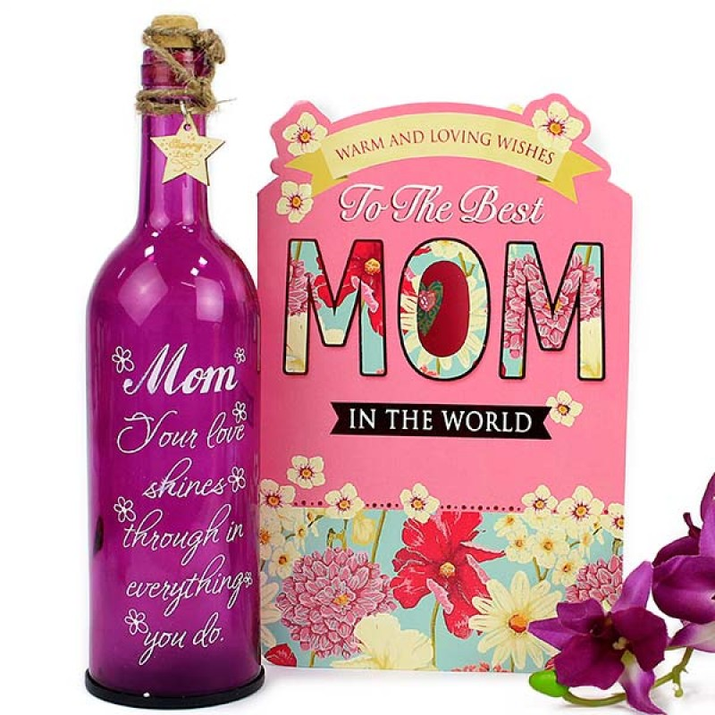 Delightful Shine Mom Hamper