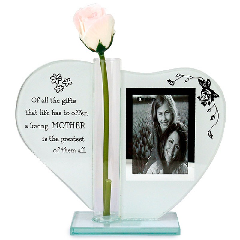 Mother Love Heart Frame